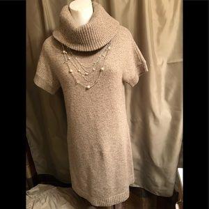 👗 EUC LL Bean Signature women's sweater dress